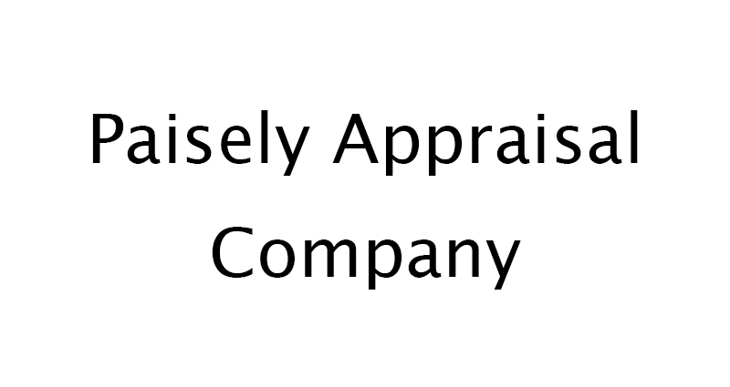 Paisley Appraisal Co